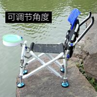 户外垂钓用品 新款钓椅扶手一对可折叠拆卸通用钓凳钓鱼椅配件扶手渔具