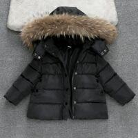 宝宝冬装0-1-2-3岁4婴幼儿加厚棉袄外套男女婴儿冬季棉衣