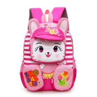 儿童书包幼儿园3-5-6岁4小大班男童女孩宝宝背包小孩双肩包可爱潮