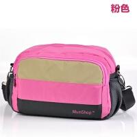 多功能妈咪包手提包袋斜挎包便携式防水孕妇外出包小号