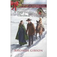 A Pony Express Christmas (Mills & Boon Love Inspired Histor