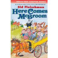 Here Comes McBroom麦克布鲁姆来啦(哥伦比亚大学推荐童书,阅读级别O)ISBN978068816364