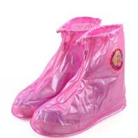 儿童雨鞋套 小童水鞋套 女童公主学生雨鞋雨靴 小孩防滑宝宝套鞋