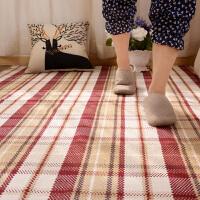 乐唯仕新品编织地毯客厅茶几地毯卧室满铺床边毯榻榻米地毯