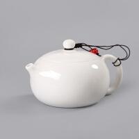 陶瓷茶杯2018新款茶杯家用耐高温茶杯 白色 301-400ml