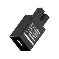 电动车手机充电器头USB多功能36V-150V电瓶车电摩改装配件
