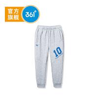 【折后叠券预估价:46】361度男童加厚保暖长裤卫裤冬季新品 K51841556
