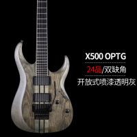 X100 X250 X500系EMG拾音器重金属双摇电吉他初学者套装