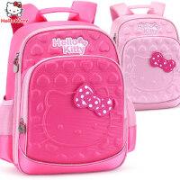 凯蒂猫儿童小学生书包1-3-4年级女童6-12岁韩版减负女孩双肩背包