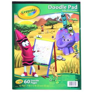 当当自营Crayola 绘儿乐 大型画板用画纸 99-3400