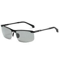 日夜两用偏光变色眼镜驾驶太阳镜男眼睛司机开车钓鱼男士墨镜