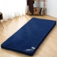 加宽单人床垫2m宿舍加厚学生折叠床多用四季通用儿童床80x190的