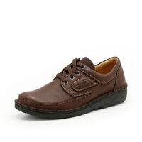Clarks其乐男鞋真皮气垫二代商务休闲鞋 Nature II专柜正品