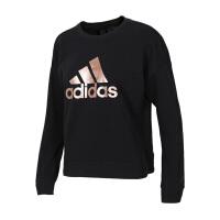 Adidas阿迪达斯 女装 运动休闲圆领卫衣套头衫 EA3105