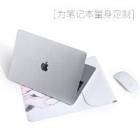 苹果mac小米笔记本内胆包MacBook保护套12 13.3寸air pro15电脑包