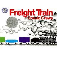 Freight Train [Paperback]火车快跑(凯迪克银奖,平装) ISBN9780688117016