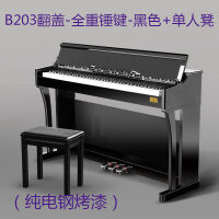 电钢琴88键重锤家用智能初学者幼师儿童电子电钢4028