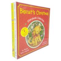 英文原版 Biscuit Storybook Collection 小饼干故事套装两册精装