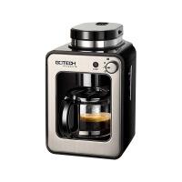 咖啡机 煮美式咖啡机 家用小型美式全自动保温泡茶机 全自动A 黑色