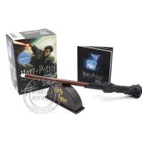 现货 哈利波特:魔杖和贴纸书套装 英文原版 Harry Potter Wizard's Wand with Sticke