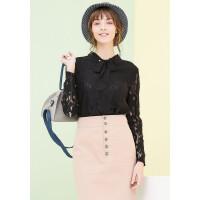 香[N69-240]专柜品牌正品新款女士打底衫女装雪纺衫0.22KG