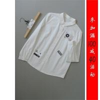 [81B-220]新款女士打底衬衣女装衬衫0.19