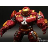 钢铁侠MK44 MK43复仇者联盟2反浩克装甲可动人偶手办玩具模型漫威