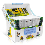 英文原版绘本Winnie the Pooh Complete Collection 30 Books Box Set
