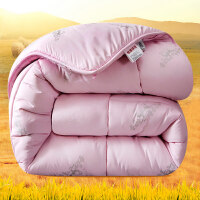 羊毛被子冬被加厚保暖10斤双人棉被子母被羊毛秋冬被芯