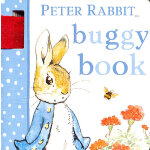 Peter Rabbit Buggy Book 彼得兔童车书 ISBN 9780723266648