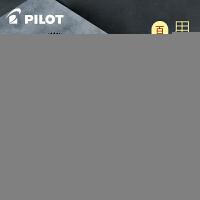 日本pilot百乐中性笔学生用套装P500考试专用笔黑色笔 按动中性笔可爱创意0.5mm签字笔百乐笔果汁笔书写水笔
