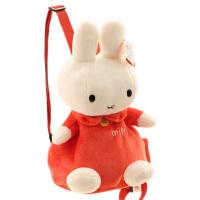 儿童书包幼儿园宝宝双肩背包女童1-3岁生日礼物可爱小兔子