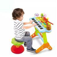 ?汇乐玩具669多功能电子琴儿童初学电子琴钢琴宝宝玩具电子琴3-6岁? 669电子琴