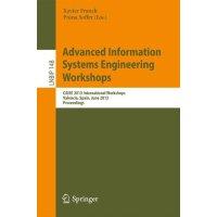 【预订】Advanced Information Systems Engineering Workshops 9783