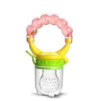 婴儿咬咬乐宝宝咬咬袋 营养果蔬乐 婴儿安抚奶嘴辅食器5vg
