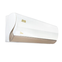 美的1.5匹变频空调挂机壁挂式冷暖Midea/美的 KFR-35GW/WXAA2@