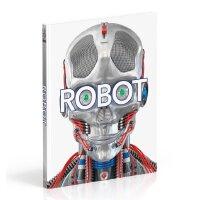 英文原版 DK 儿童机器人指南 Robot 儿童科普百科 STEM读物