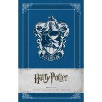 Harry Potter: Ravenclaw Hardcover Ruled Journal 英文原版 哈利波特:拉