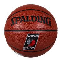 斯伯丁(SPALDING) 波特兰开拓者队NBA利拉德签名款室内室外用球 76-110Y 76-110