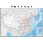 中国铁路交通图