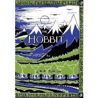 The Hobbit Facsimile First Edition 进口英国原版 霍比特人1937年初版复刻 精装纪