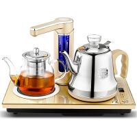 全自动上水壶电热水壶保温家用烧水壶玻璃泡茶茶具套装