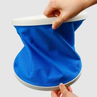 汽车用折叠水桶车载便携式洗车桶多功能伸缩折叠桶 简便折叠水桶