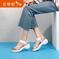 【�t蜻蜓限�r���,�I��p100】�t蜻蜓�鲂�女新款休�e厚底�鲂�女�\�优��W生百搭平底鞋子
