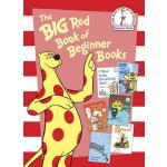 【预订】The Big Red Book of Beginner Books