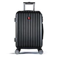 【支持礼品卡支付】SWISSGEAR瑞士军刀拉杆箱万向轮商务旅行箱大容量行李箱登机20英寸
