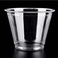 塑料杯慕斯杯不带盖杯子透明一次性冰淇淋碗冰激凌杯