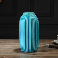 花瓶摆件客厅电视柜玄关餐桌插花欧美式软装家居饰品陶瓷摆设现代