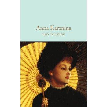 Collectors Library系列:安娜·卡列尼娜 英文原版 Anna Karenina