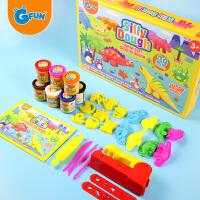 儿童彩泥超轻小学生幼儿园玩具粘土安全无毒工具橡皮泥手工泥套装